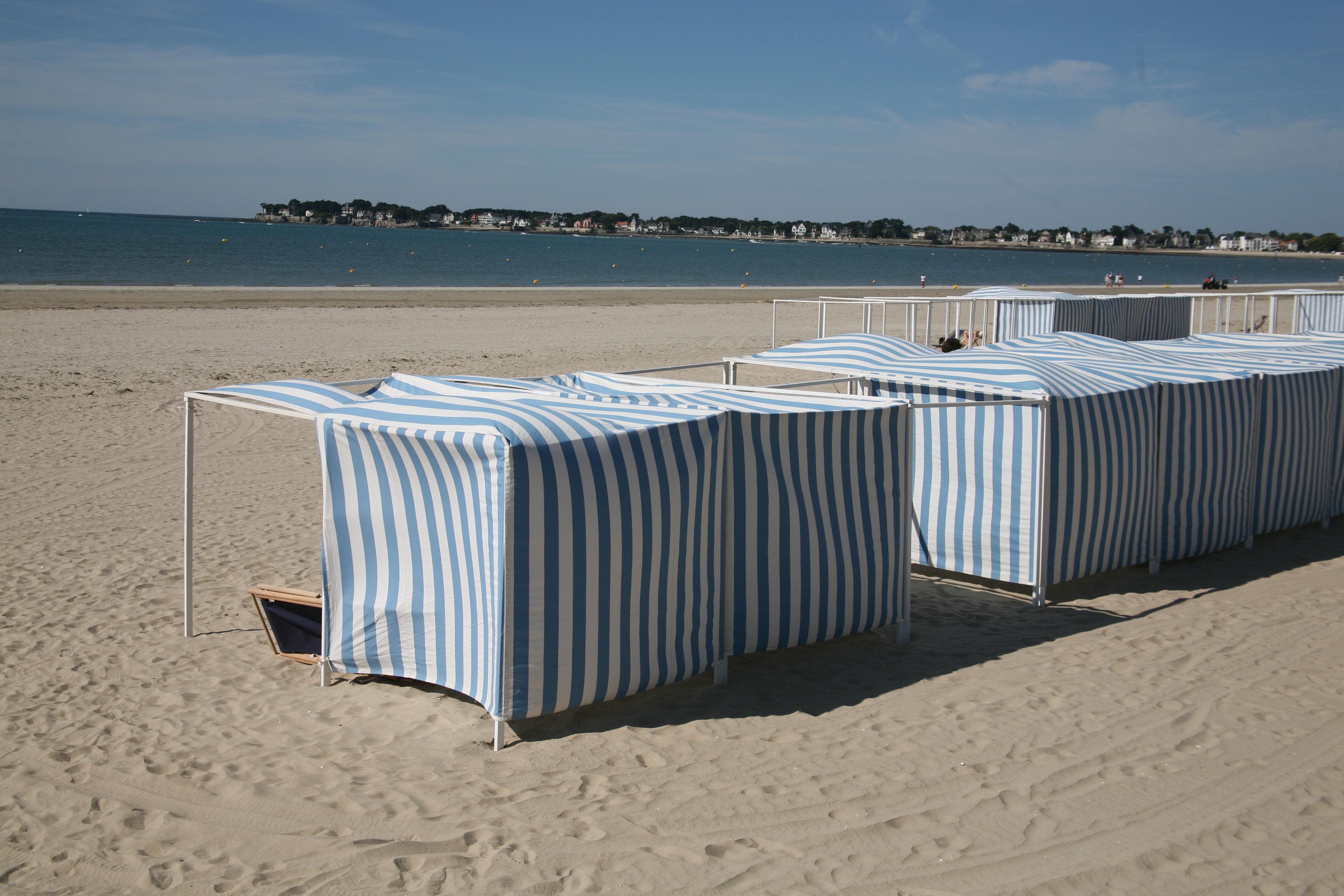 tentes plage benoit