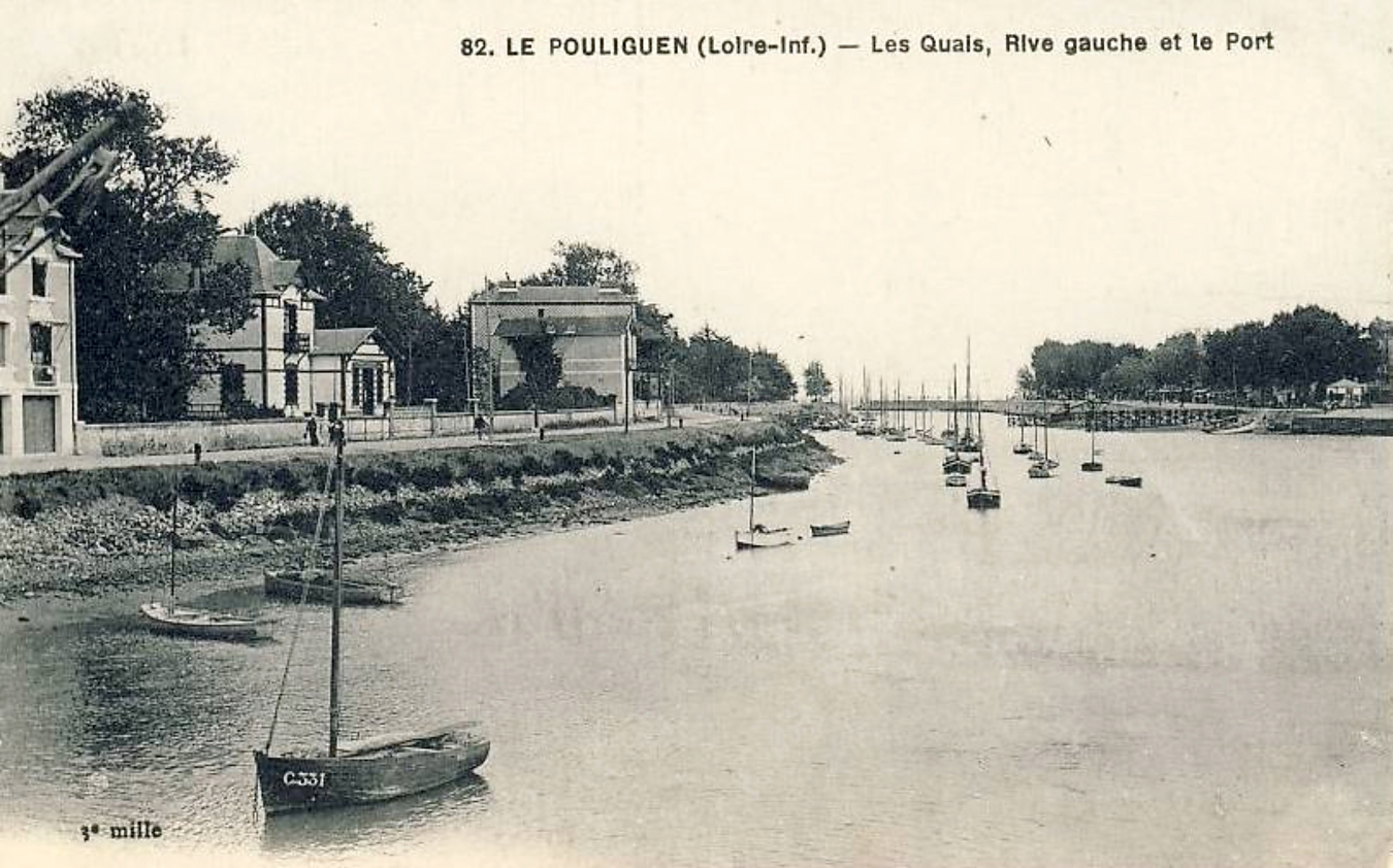 le port RG