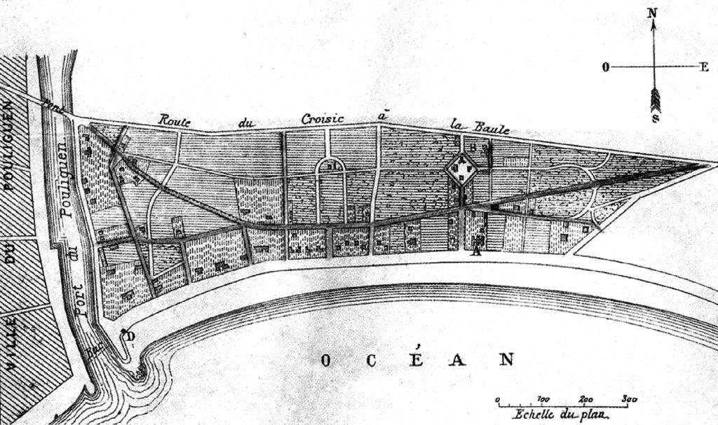 plan Quartier Benoit